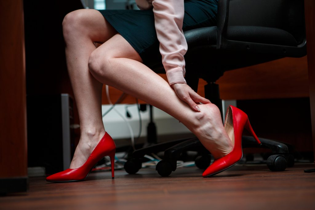 sitting for long periods of time increases risk of varicose veins