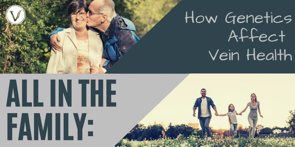 All in the Family: How Genetics Affect Vein Health