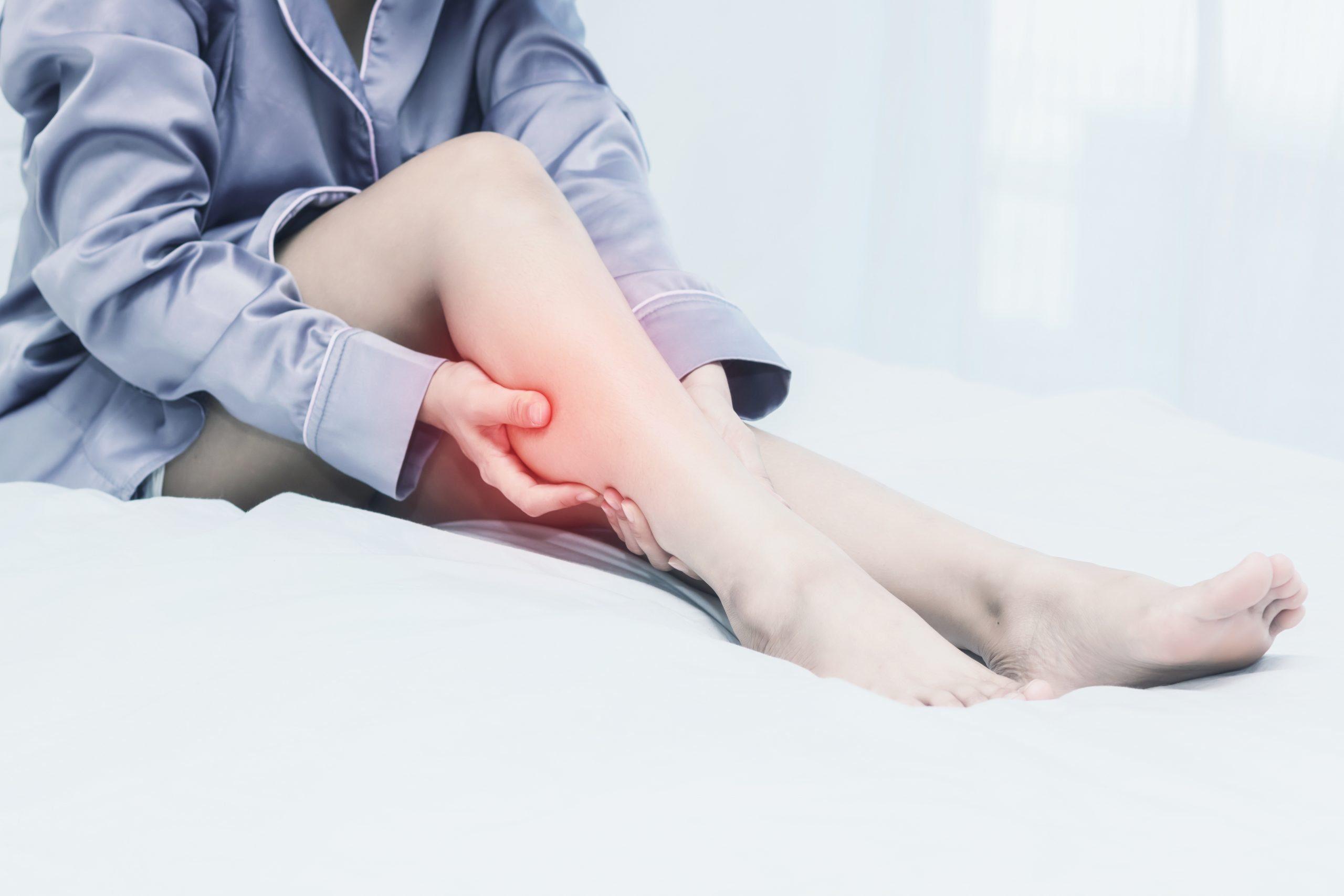morning leg cramps