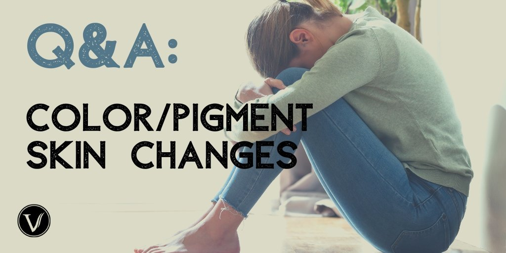 Pigment Changes in Skin